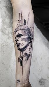 blackstar david bowie tattoo ziggy stardust and david bowie