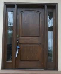 Solid Exterior Doors Doors Outstanding Exterior Solid Wood Doors Enchanting Exterior
