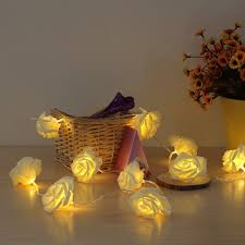 popular rose fairy lights buy cheap rose fairy lights lots from