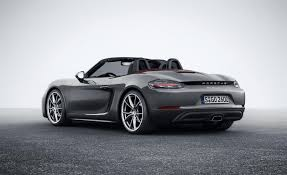 new porsche 2018 2018 porsche 718 boxster release date and price new suv price