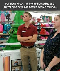 2013 black friday target how to mess with desperate shoppers on black friday u2026