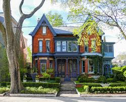 join me on a walking tour of cabbagetown in the of toronto