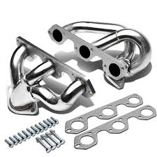 jeep wrangler exhaust systems 07 11 jeep wrangler jk 3 0 stainless steel performance header