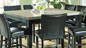 table imposing counter height dining table and chairs australia