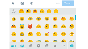 how to type emoji on android tech advisor - Android Smileys