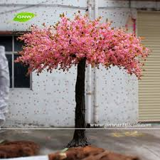 gnw bls1127 artificial trees for sale indoor wedding cherry flower