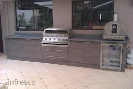polymer cabinets for sale charming outdoor kitchen stainless steel cabinets intended for