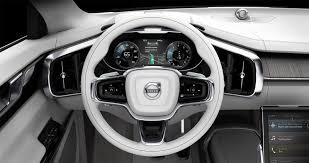 futuristic cars interior volvo concept 26