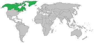 Map Of Canada Image Map Of Canada Ci Png Alternative History Fandom