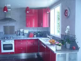 deco cuisine grise et deco cuisine et grise 0 brillant deco cuisine et gris
