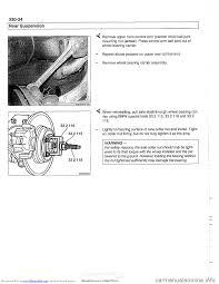 bmw 540i 2000 e39 workshop manual