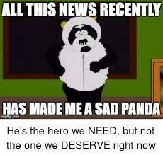 Sad Panda Meme - 25 best memes about sad panda sad panda memes