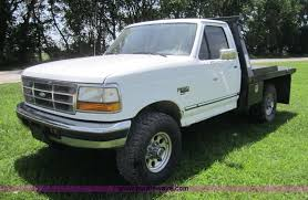 Bale Beds For Sale 1994 Ford F250 Xl Hd Bale Bed Truck Item D2485 Sold Jul