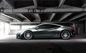 Acura Nsx Black 37 Acura Nsx Wallpapers