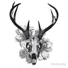 deer skull for search artsy fartsy
