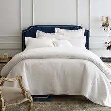 Green Matelasse Coverlet Modern White Quilts Coverlets Allmodern