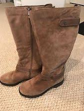 naturalizer womens boots size 12 naturalizer suede mid calf s boots ebay