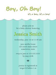 baby boy baby shower invitation baby shower invitation wording