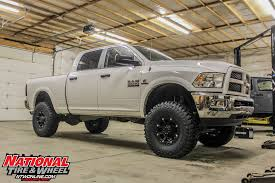 Dodge Ram Cummins 2016 - ntw install 2016 dodge 2500 cummins with a 5in rough country