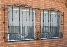 wrought iron window grills view window grill kaida product