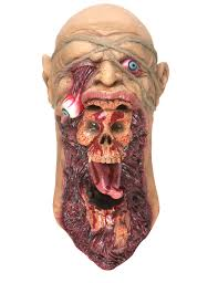 rotten monster mask for adults vegaoo