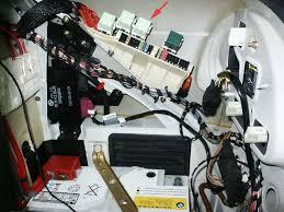 bmw e39 park distance control pdc wiring