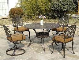 Cast Aluminum Patio Tables Cast Aluminum Patio Furniture Orange County Ca Outdoor Sofas