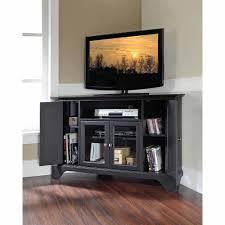 Corner Tv Cabinet For Flat Screens Furniture Corner Dark Kmart Tv Stands On Lowes Wood Flooring For