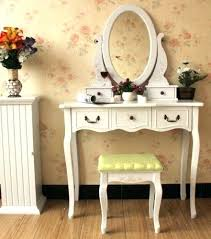 Shabby Chic Vanity Chair Vanities Small Black Vanity Chair Upholstered Vanity Stool Stool