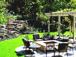 small backyard landscaping back garden ideas low maintenance the