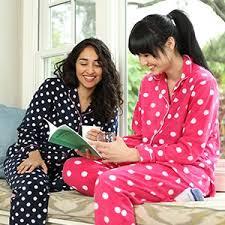 Most Comfortable Pajamas For Women Amazon Com Angelina Womens Cozy Pajama Set Clothing