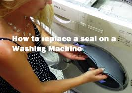 how to replace a bosch siemens or neff washing machine door seal
