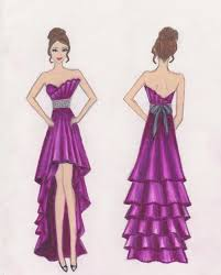 designer sketches dress how to draw dress sketches thefashionweeks