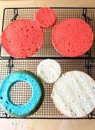 Dessert Flags Munchkin Munchies American Flag Cake U0026 Smash Cake
