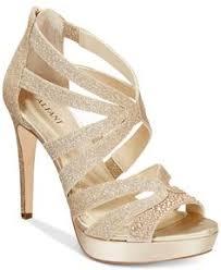 Wedding Shoes Macys Alfani Women U0027s Capucen Caged Evening Pumps Only At Macy U0027s