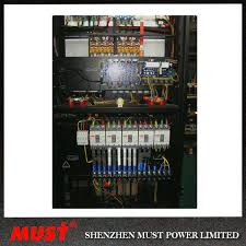 150kva 200kva 3phase in 3phase out circuit diagram ups view