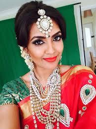 Hair Makeup The Uk U0027s Most Popular Tamil Make Up Artist