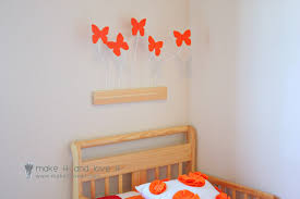 Make Wall Decorations At Home by Decorate My Home Part 25 3d Butterfly Wall Display Make It