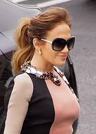 j lo ponytail hairstyles trend 2013 ponytail hairstyle talk hairstyles