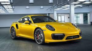 porsche turbo 911 porsche 911 turbo saffron yellow metallic motor1 com photos