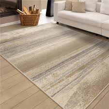 Area Rug 5x8 3631 5x8 Orian Rugs 3631 5x8 Plush Ikat Ikat Ombre Ivory Area