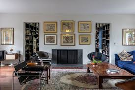 Tudor Homes Interior Design Inside Eero Saarinen U0027s Renovated New Haven Tudor One Of His Last