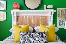 saving small bedroom spaces with diy corner bed custom headboard