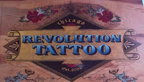 revolution tattoo and art gallery