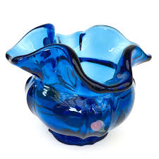 square glass vases bulk fenton cobalt blue vase decorative glass