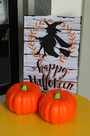 frugal halloween inspiration from dollar tree sunny sweet days