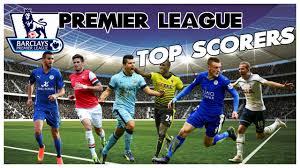 la liga table 2016 17 top scorer premier league top scorers season 2015 16 top scorers 2016 03