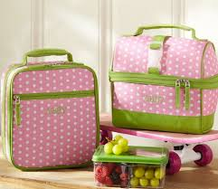 Navigate To Pottery Barn Pottery Barn Kids Lunch Bags That You Can Get Monogrammed Via 25