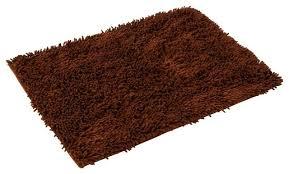 Microfiber Bathroom Rugs Brown Bathroom Rug Easywash Club