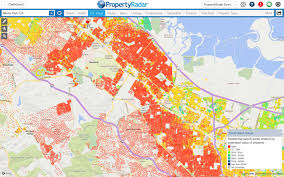 Property Value Map Real Property Report California September 2015